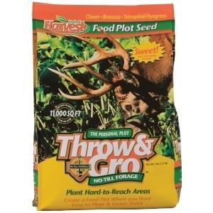 Throw & Gro No Till Forage 5 Pound