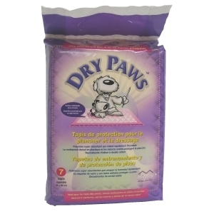 Dry Paws Training Pads 7 Pack
