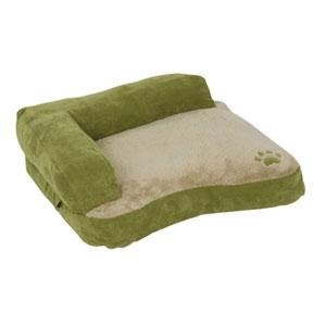 Chaise Bolster Pet Bed Asst. 22 X 18 X 8