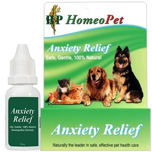 Dog HomeoPet Anxiety Relief