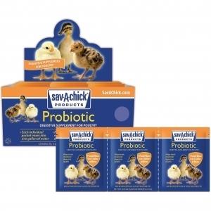 Sav-A-Chick Probiotic Supplement