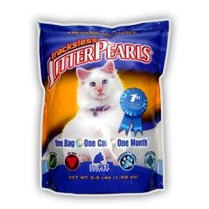 Litter Pearls Lesstrack 7 Pound