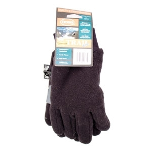 Thinsulate Arctic Fleece Glove Black/Small