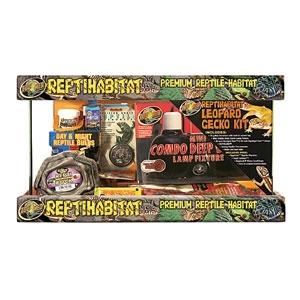Reptihabitat Leopard Gecko Kit 10Gal