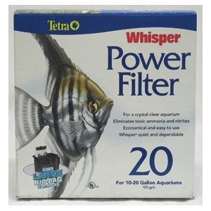 Whisper Power Filter 20