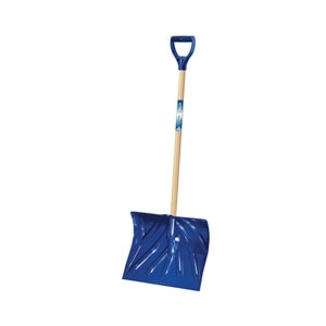 Mt. Mover Snow Shovel without Wear Strip - Green/18 in.