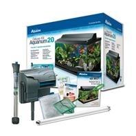 Aqueon Deluxe Aquarium Kit 20Gh