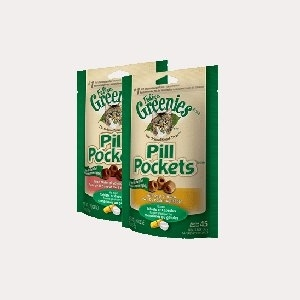 Greenies Feline Pill Pocket Treats