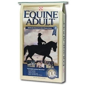 Purina® Equine Adult® Horse Feed