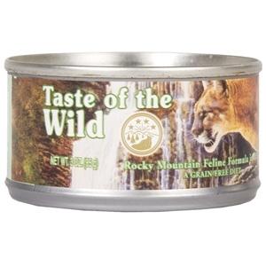 Taste of the Wild Rocky Mountain Feline Formula in Gravy