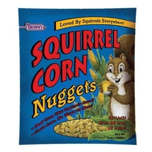 Squirrel Corn Nuggets 5 lb.