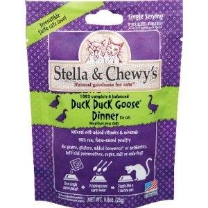 Duck Duck Goose Dinner For Cats
