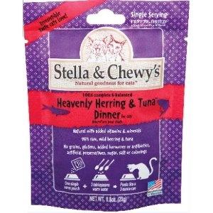 Heavenly Herring & Tuna Dinner For Cats