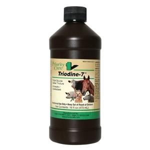 Triodine-7 16 Oz.
