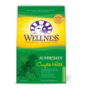 Wellness Complete Health® Super5Mix® Lamb, Barley & Salmon Meal Recipe