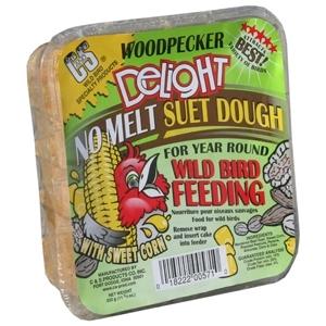 Woodpecker Delight Premium Suet Cake 11.75 oz.