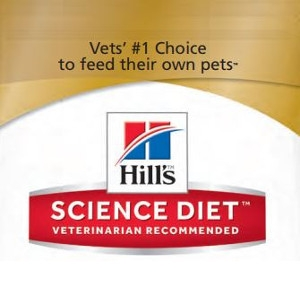$10.00 off Hill's Science Diet Rebate