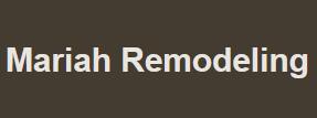 Mariah Remodeling