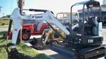 Mini-Excavator, Bobcat E26