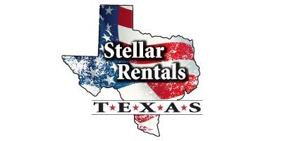 Stellar Rentals Texas Logo