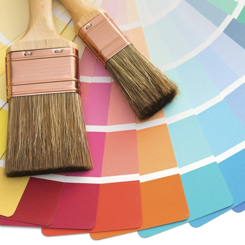 Paints, Stains & Sundries