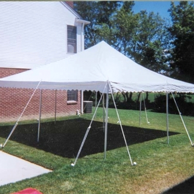 Tent Packages As Low As $162!