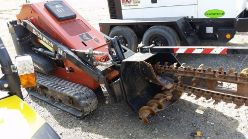 SK350 DITCH WITCH