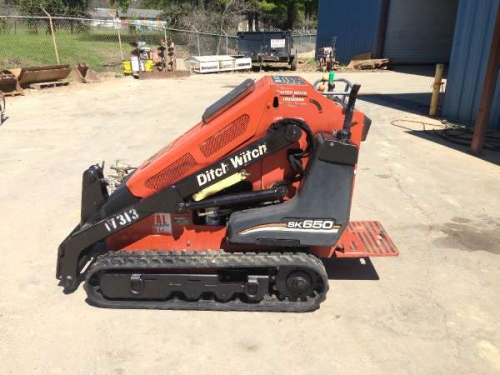 SK650 DITCH WITCH