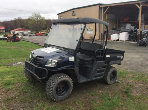 2014 CUSHMAN UTILITY VEHICLE