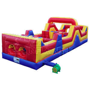 Inflatable Obstacle Course - 30ft.