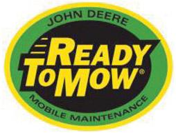 ready to mow logo
