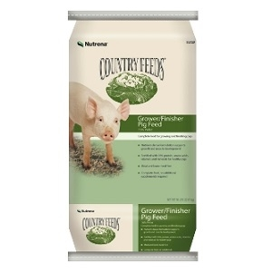 Country Feeds® Grower Finisher 16% Pig Feed 50lb