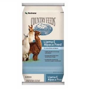 Country Feeds® Llama & Alpaca Feed 50lb
