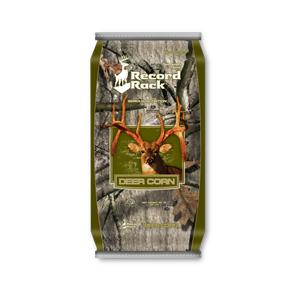 Record Rack Deer Corn with Molasses 40lb