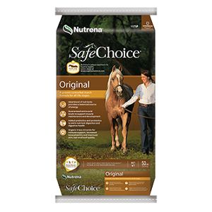 SafeChoice Original Horse Feed 50lb