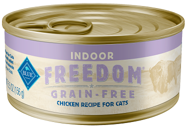 BLUE Freedom® Grain-Free Indoor Chicken Recipe For Adult Cats