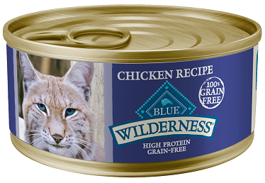 BLUE Wilderness® Chicken Recipe For Adult Cats