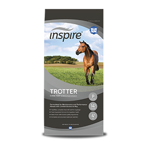 Inspire™ Trotter 14% Pelleted Horse Feed 50lb