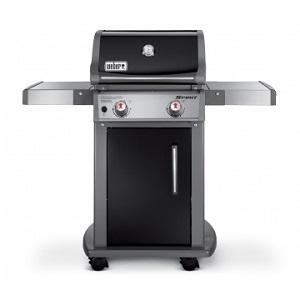 Spirit® E-210™ Gas Grill, Black