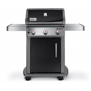 Spirit® E-310™ Gas Grill, Black