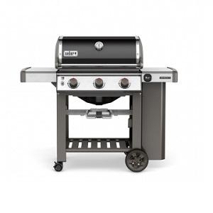Genesis® II E-310 Gas Grill, Black