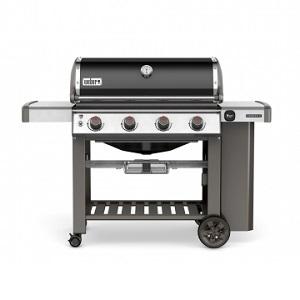 Genesis® II E-410 Gas Grill, Black