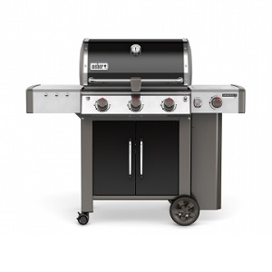 Genesis® II LX E-340 Gas Grill, Black