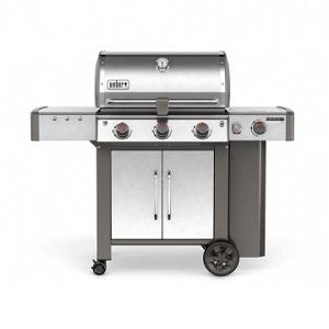 Genesis® II LX S-340 Gas Grill Stainless Steel