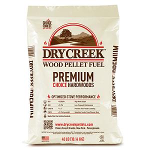 Dry Creek Premium Wood Pellets