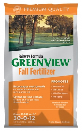 GreenView Fairway Formula Fall Fertilizer 10,000 sq ft