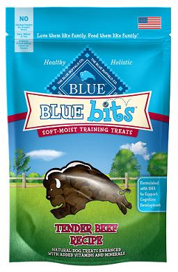 BLUE Bits® Tender Beef Soft-Moist Training Treats