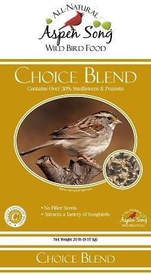 Aspen Song® Choice Blend 40lb