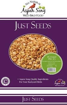 Aspen Song® Just Seeds™ Peanut Pieces 20lb