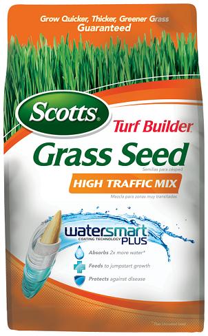 Scotts® Turf Builder® Grass Seed High Traffic Mix